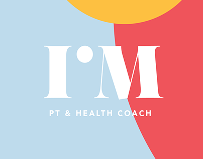 I'm – Pt & Health Coach Branding