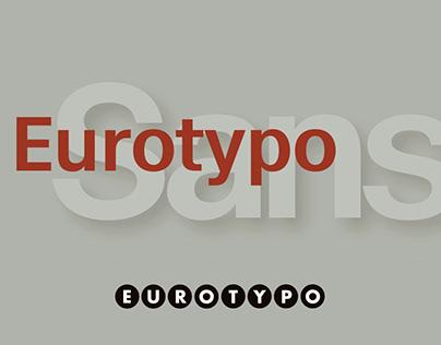Eurotypo Sans