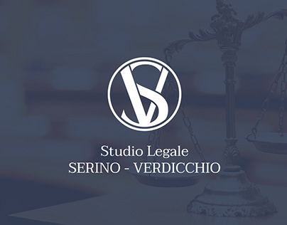 Studio Legale SV | Monogram | Brand Identity