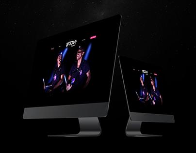 Website - Groove Samba