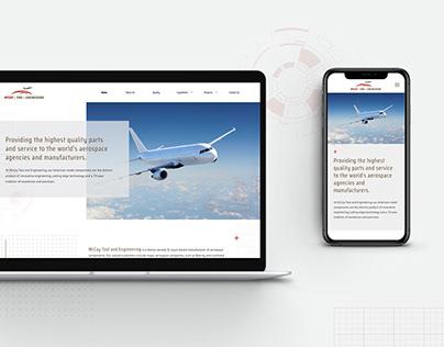 McCay Tool & Engineering - Website Design