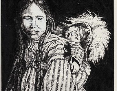 Inuk woman 3