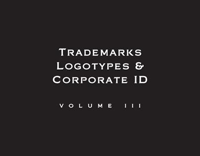 Trademarks, Logotypes & Corporate ID Vol.III