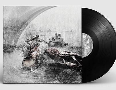 Paolo Siani Vinyl cover illustration