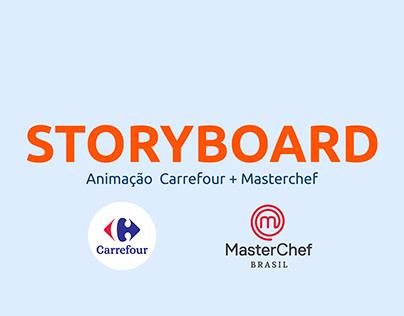 Storyboard Carrefour