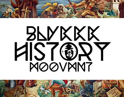 BHM 360 / Blvkkk History Moovmnt