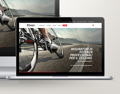 Favero Cycling website