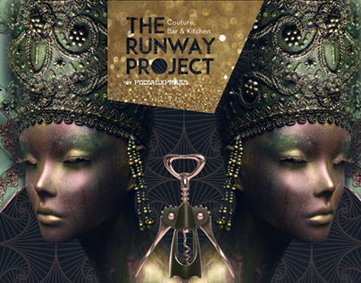 The Runway Project by Pizza Express