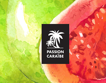 Passion Caraïbe - Branding, packaging, site web