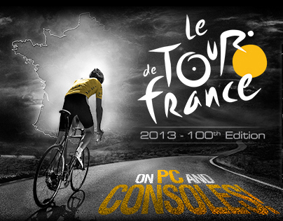 ProCycling Manager/Tour de France - Visuel & marketing