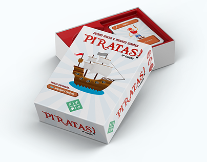 Piratas! - Card Game