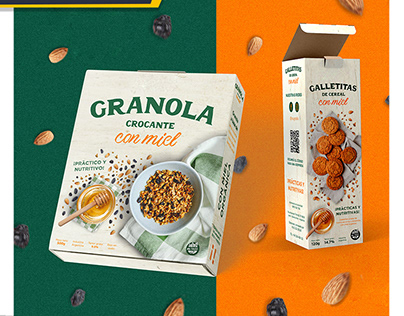 Loveable Cereal Boxes