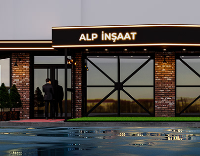 ALP CONSTRUCTİON COMPANY Exterior Design