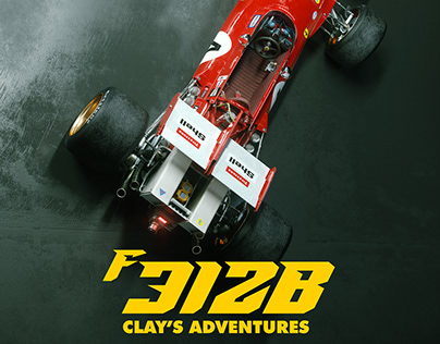 F 312B - Clay's Adventures