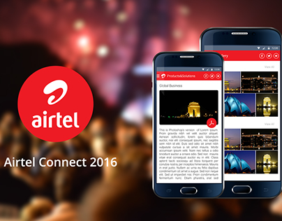 Airtel Connect 2016