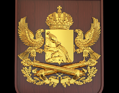 Coat of arms of Voronezh Oblast