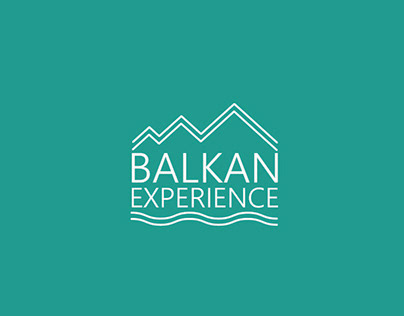 Logo I did for Balkan Experience
