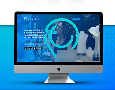 e-sterilize | Identidade Visual
