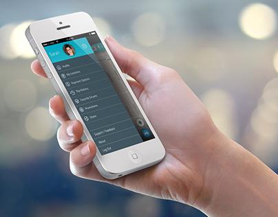 2pointb, Passenger App Redesign (In Progress)