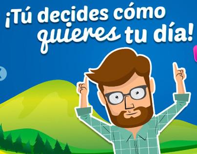 ¡Tu decides cómo quieres tu día! // Zymil - Parmalat