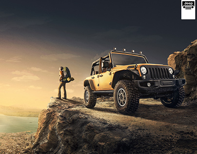 JEEP wrangler-Off Road