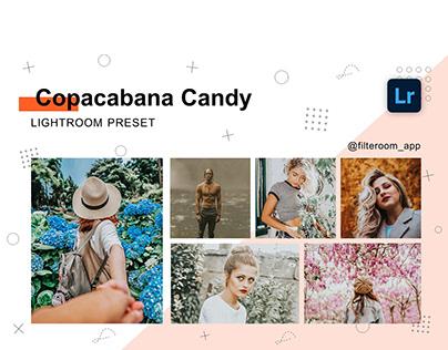 Copacabana Candy - Lightroom Presets