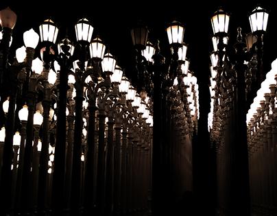 Street Lights, America