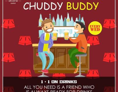 CHUDDY BUDDY flyer