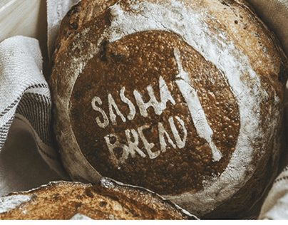 online store for Sasha Bread
