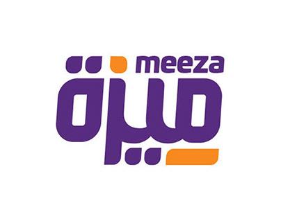Meeza Card Branding