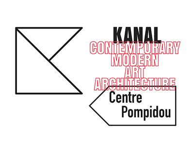 KANAL_Museum stationery