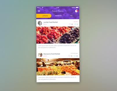 App Fresh Shop