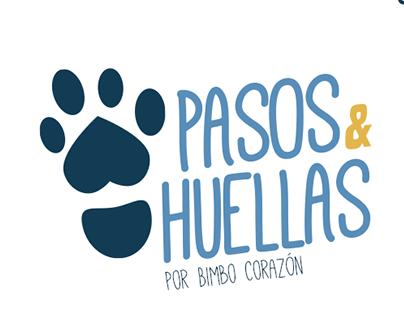App Pasos & Huellas