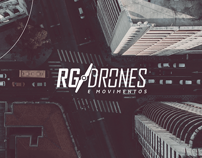 Id. Visual RG Drones e Movimentos