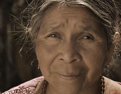 Los Abuelos - Portraits from Guatemala