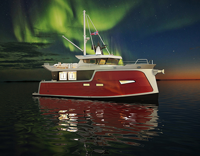 Trondheim trawlers 40 ft  World first electric powered