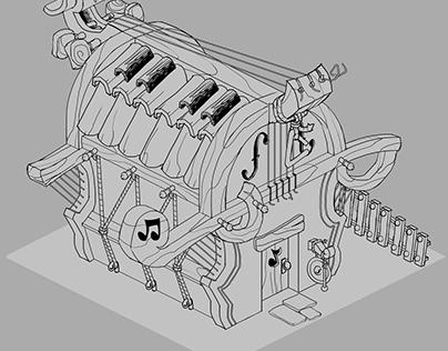 Concept-design [GAME HOUSE]