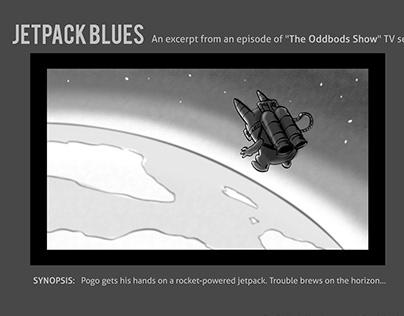 TV Series - The Oddbods Show: Jetpack Blues (2015)