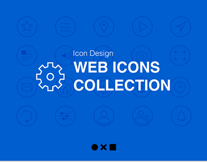 Web Icons Collection