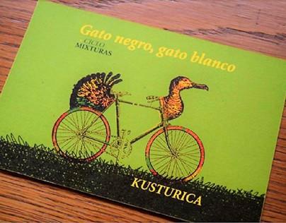 Kusturica - Ilustración + Editorial