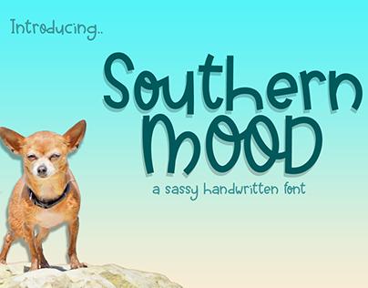 Southern Mood font