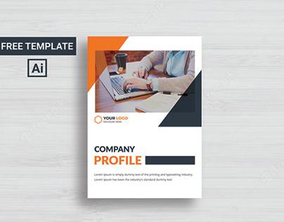 Corporate Brochure Design [Free Template]