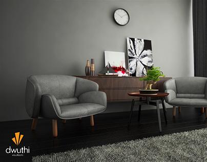 Let's Relax, Interior Design, Sitting area