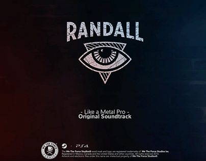 Randall - Like a Metal Pro - SoundTrack