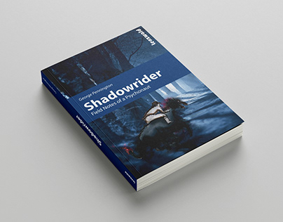 Book design and illustration // Shadowrider
