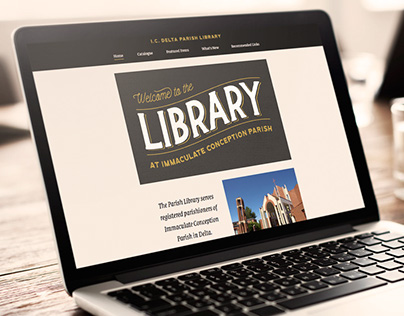 Website – Immaculate Conception Parish Library