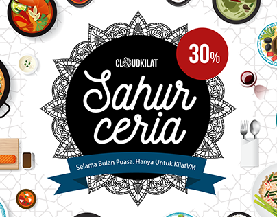 Sahur Ceria 2016