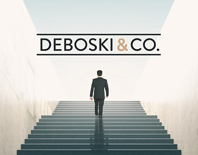 Deboski & Co. Brand and Website Design