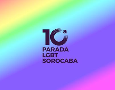 Parada LGBT Sorocaba