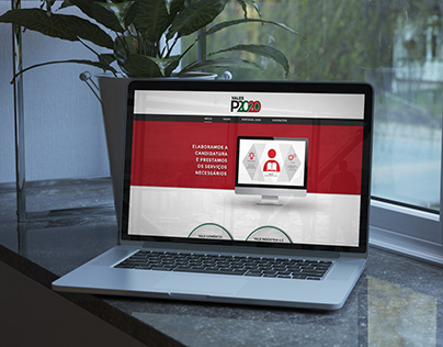 VALES P2020 // Webdesign
